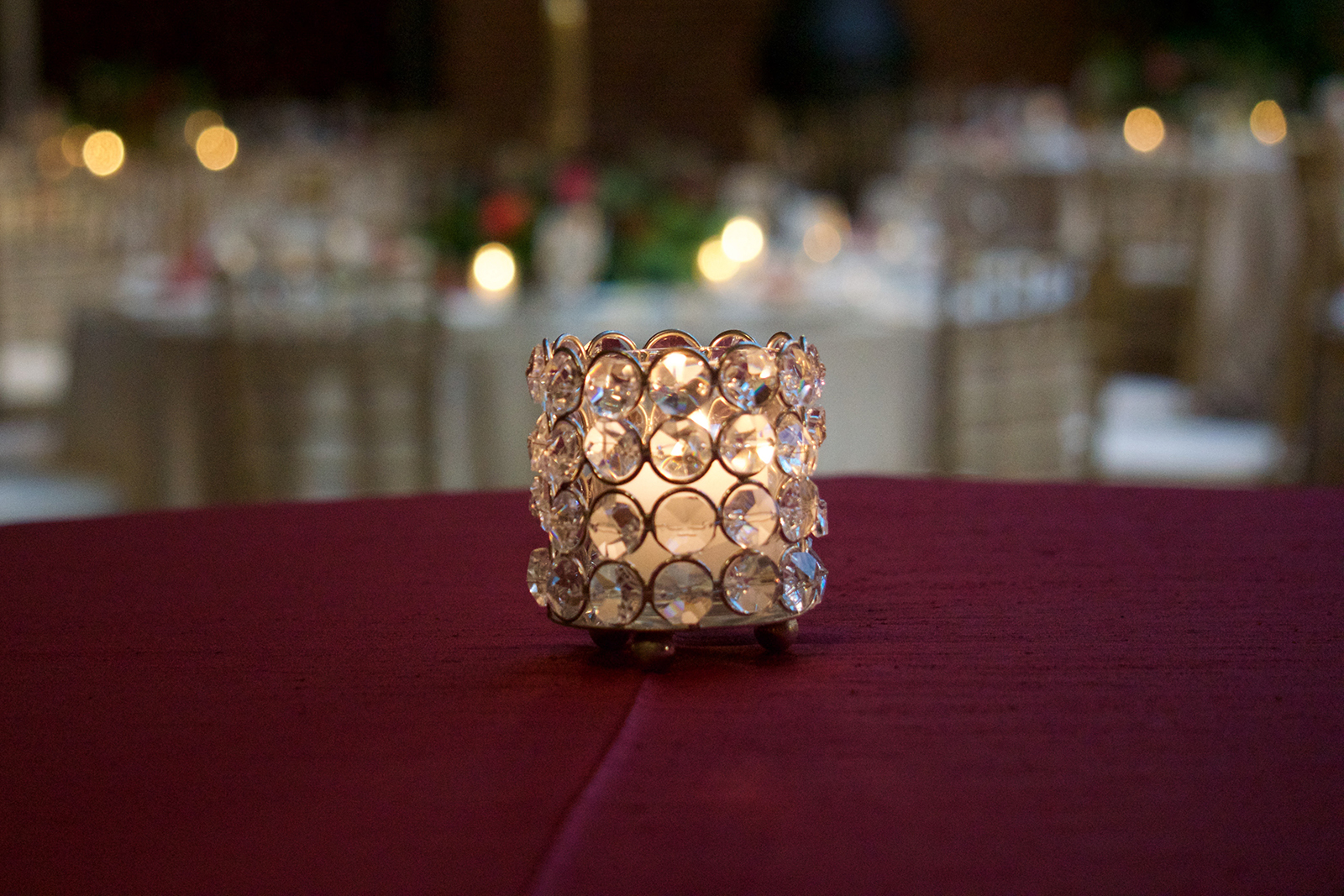 Candle Holders and Votives