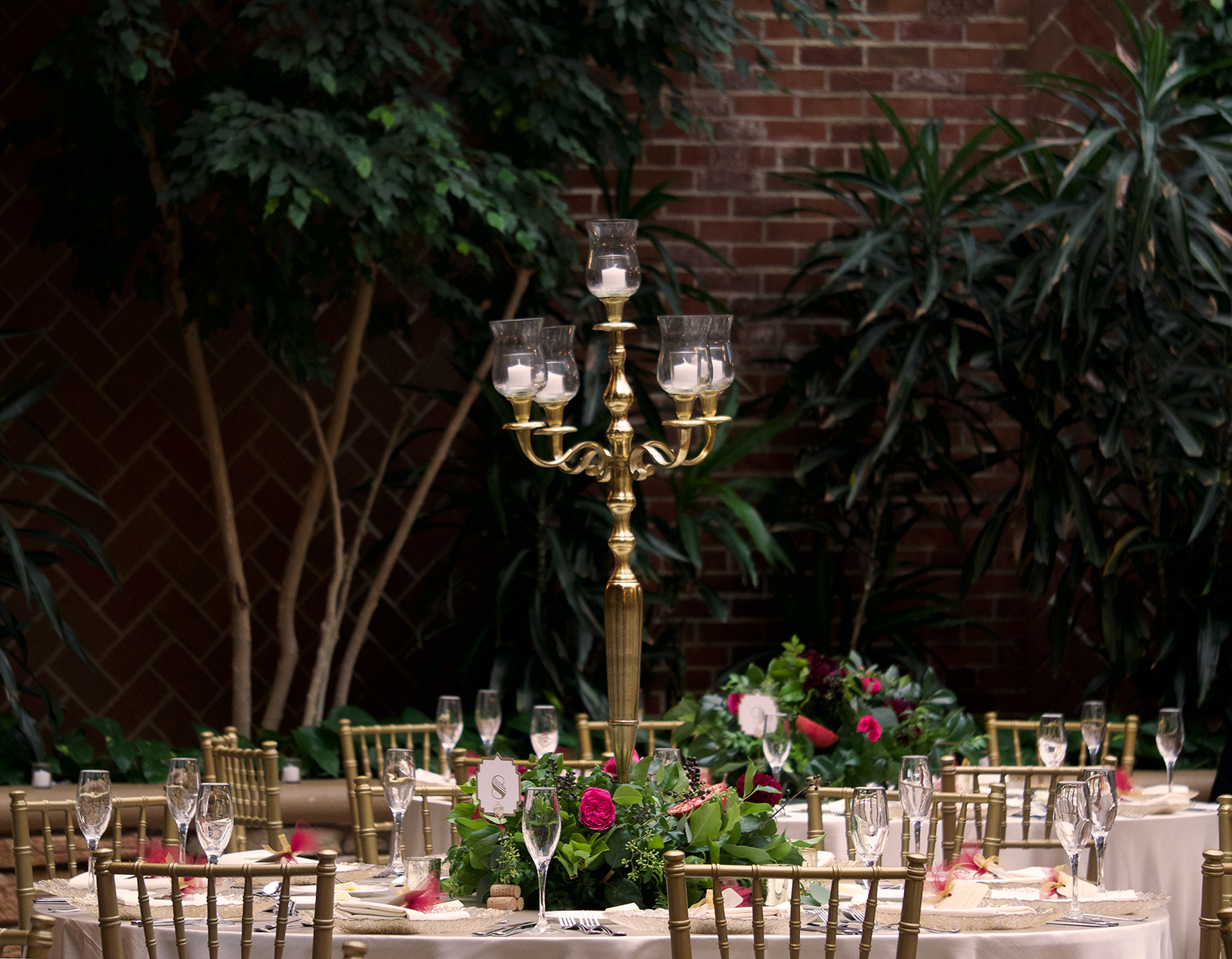 Candelabras and Candle Holders - Julia 35